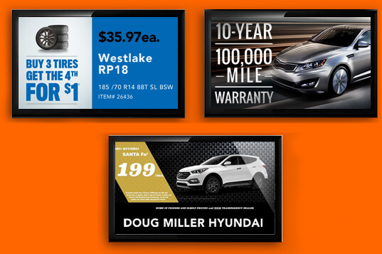 Automotive Digital Imagery