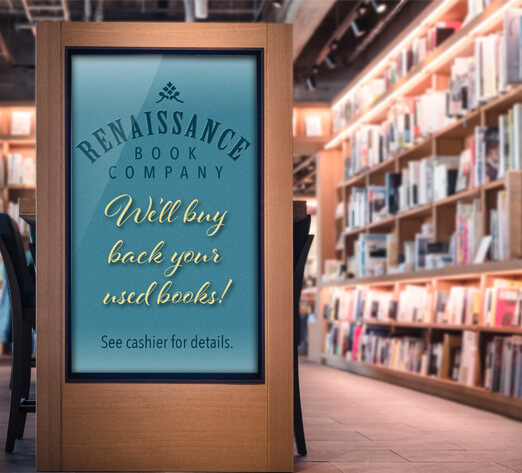 Retail Shopping Signage